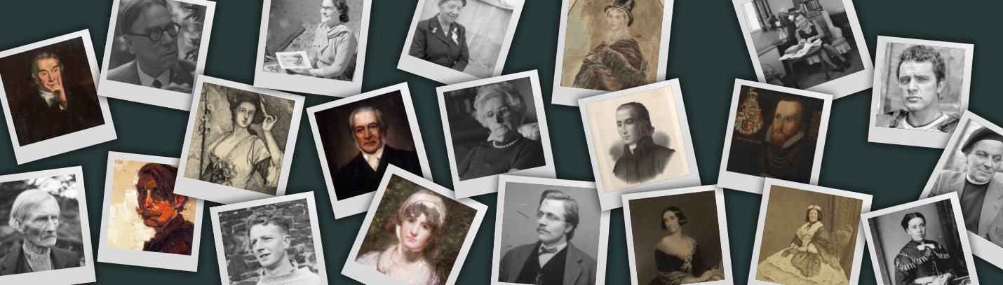 Some prominent figures from the Dictionary of Welsh Biography
